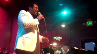 Terry Steele performs Here and Now live at Spaghettinis