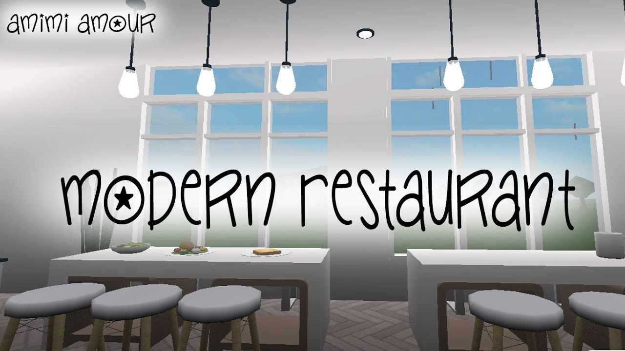 Build Your Restaurant Game