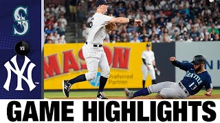 Mariners vs. Yankees Game Highlights (8/5/21)