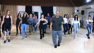 דונסה ריקוד שורות  - Danse Line Dance