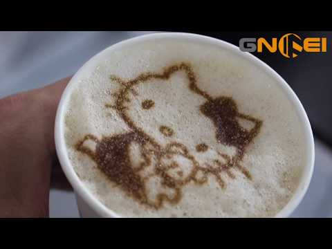 All Smart Coffee Art Latte Printer with Touch Screen