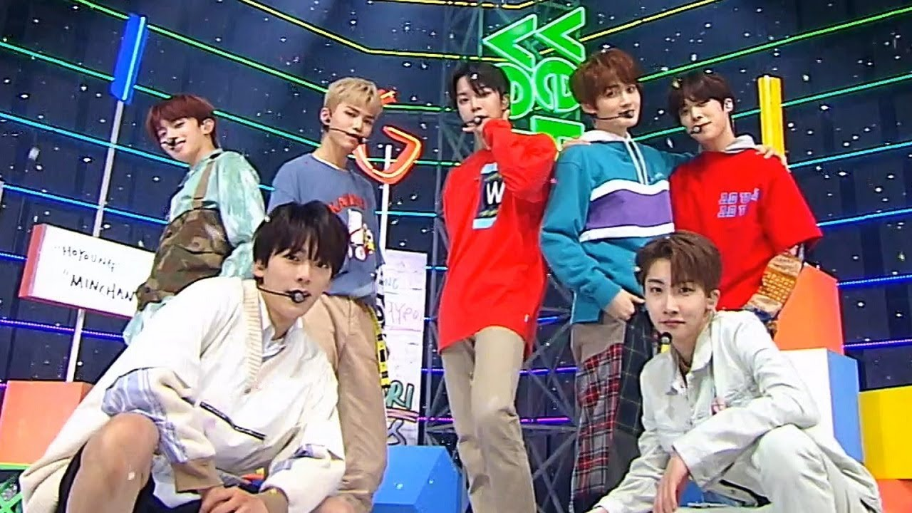 VERIVERY(베리베리) - Ring Ring Ring(불러줘) @인기가요 Inkigayo ...
