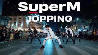 Gambar cover [KPOP IN PUBLIC CHALLENGE] SuperM 슈퍼엠 'Jopping' Dance Cover By The D.I.P