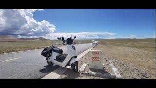 Goodbye China, Ni Hao Vietnam: E-bike men on a eScooter [part 2]