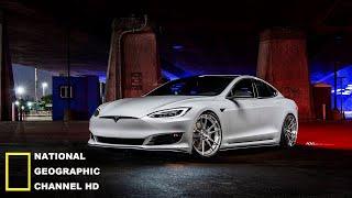 Электромобиль Тесла / Tesla (Мегазаводы)