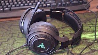 Razer Man O'War Wireless Gaming Headset Review