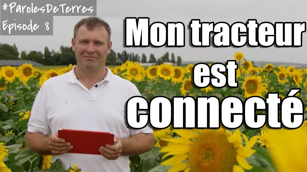 Les nouvelles technologies en agriculture