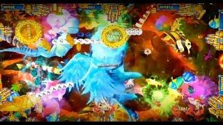 Tiger Strike Fish Game Lion Leopard  Plus Arcade Fishing Game Machine Casino Software Board Kits