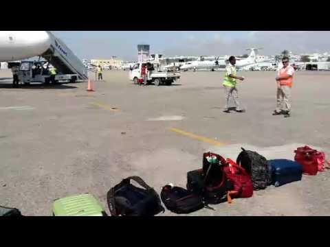Somalia airport