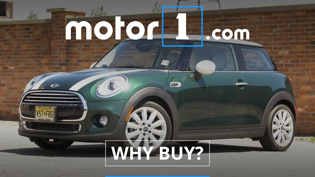 Why 2016 Mini Cooper Hardtop Review