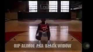 BasketballTutor Presents Euros and Crossovers the Alimoe aka Black Widow Tribute