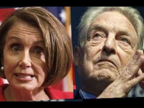 Soros, Pelosi Headline Secretive Dark Money #Resistance Conference, Leaked Guest List