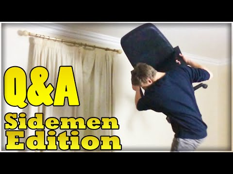 Q&A SIDEMEN EDITION | WITH WROETOSHAW