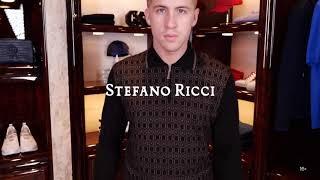 Как найти свой стиль в одежде Модная подборка мужских образов от бренда Stefano Ricci