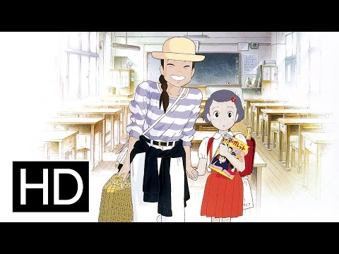 Only Yesterday - Official Trailer