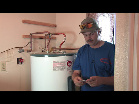 Hot Water Heaters : How to Determine Required Size of Electric Heaters