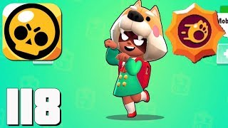 Brawl Stars - Gameplay Part 118 - Nita Star Power: Hyper Bear(iOS, Android)