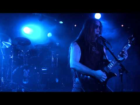 Inquisition - Empire of Luciferian Race ( Live 2012 )