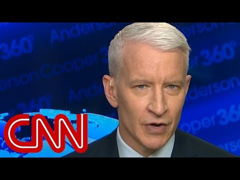 Cooper: Trump's Twitter tirade is all over the place