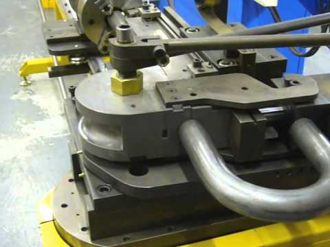 Exhaust Tubing Bender >> Baileigh Industrial MB-350 Mandrel Bender - YouTube