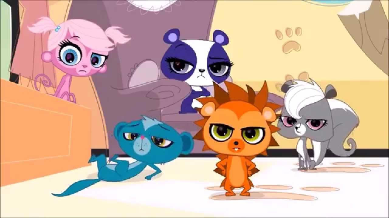 Littlest Pet Shop - Too wild for serious competition ...  Little Pet Shop Zoe