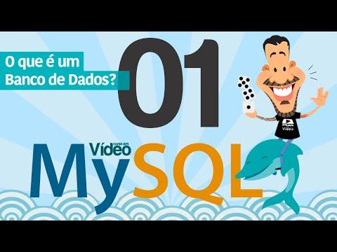 Curso de Banco de Dados MySQL