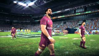 Rugby League Live 3 Teaser