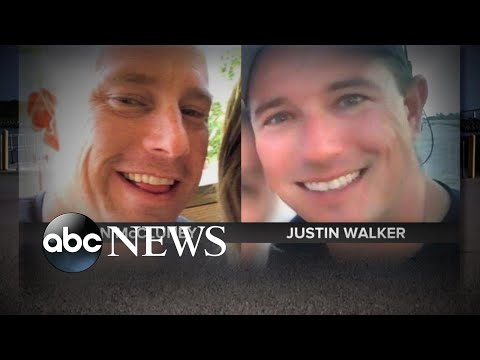 Search expands for firefighters lost at sea l ABC News