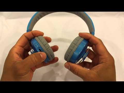 LilGadgets - Children's Bluetooth Headphones