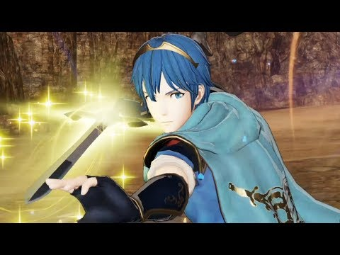 Fire Emblem Warriors - All Characters Special Attacks