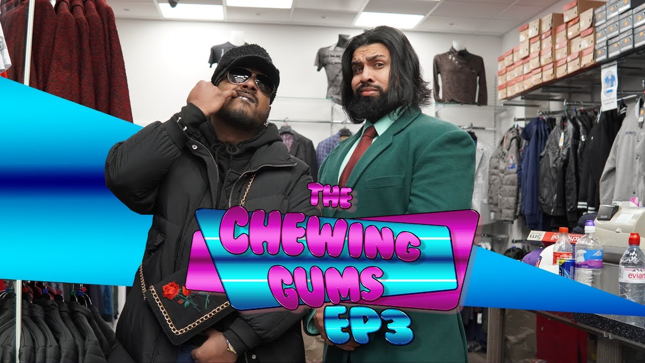 THE CHEWING GUMS- EP3