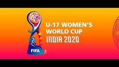 Official Emblem Launch - FIFA U-17 Women's World Cup India 2020