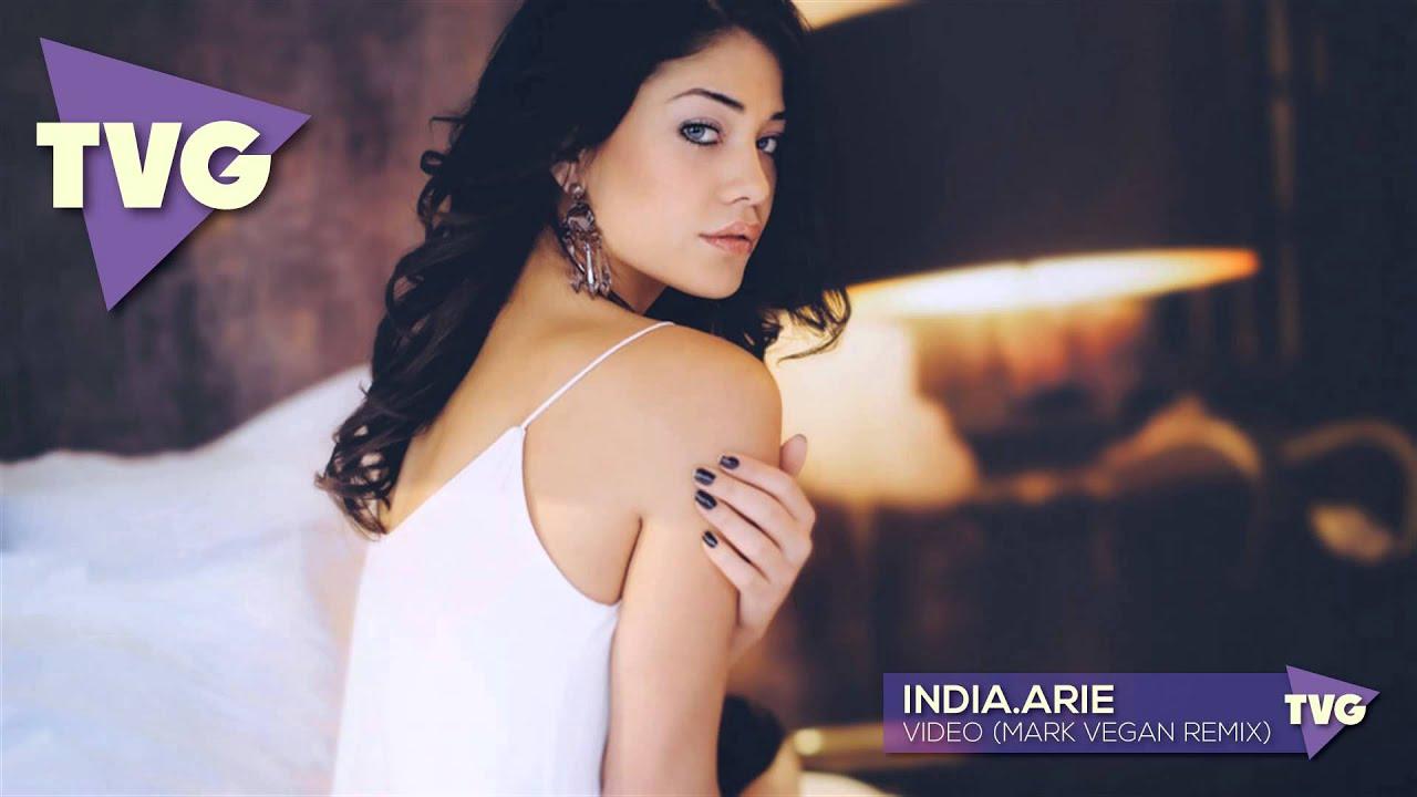 India.Arie - Video (Mark Vegan Remix)