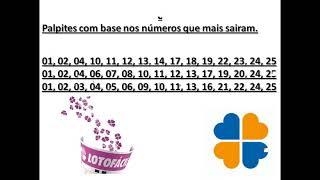 Baixar DICAS E PALPITES PARA LOTOFACIL CONCURSO 1559 RUMO AOS 15 PONTOS BOA SORTE!!!