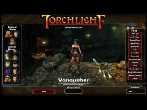 Torchlight My Mod Loadout; tested for over 130 hours