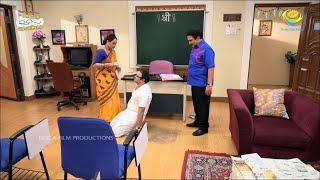 Jethalal Exposes Bhide's Little Accident to Madhavi   Taarak Mehta Ka Ooltah Chashmah   TMKOC Comedy