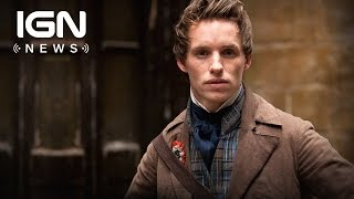 Fantastic Beasts and Where to Find Them Debuts Official Logo, Ramps Up Online Presence - IGN News