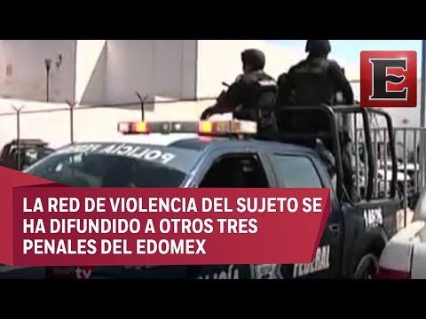El Tatos impuso su ley en penal de Neza-Bordo