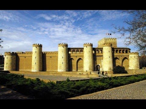 Fotos de: Zaragoza - Palacio de la Aljafería - Mudejar