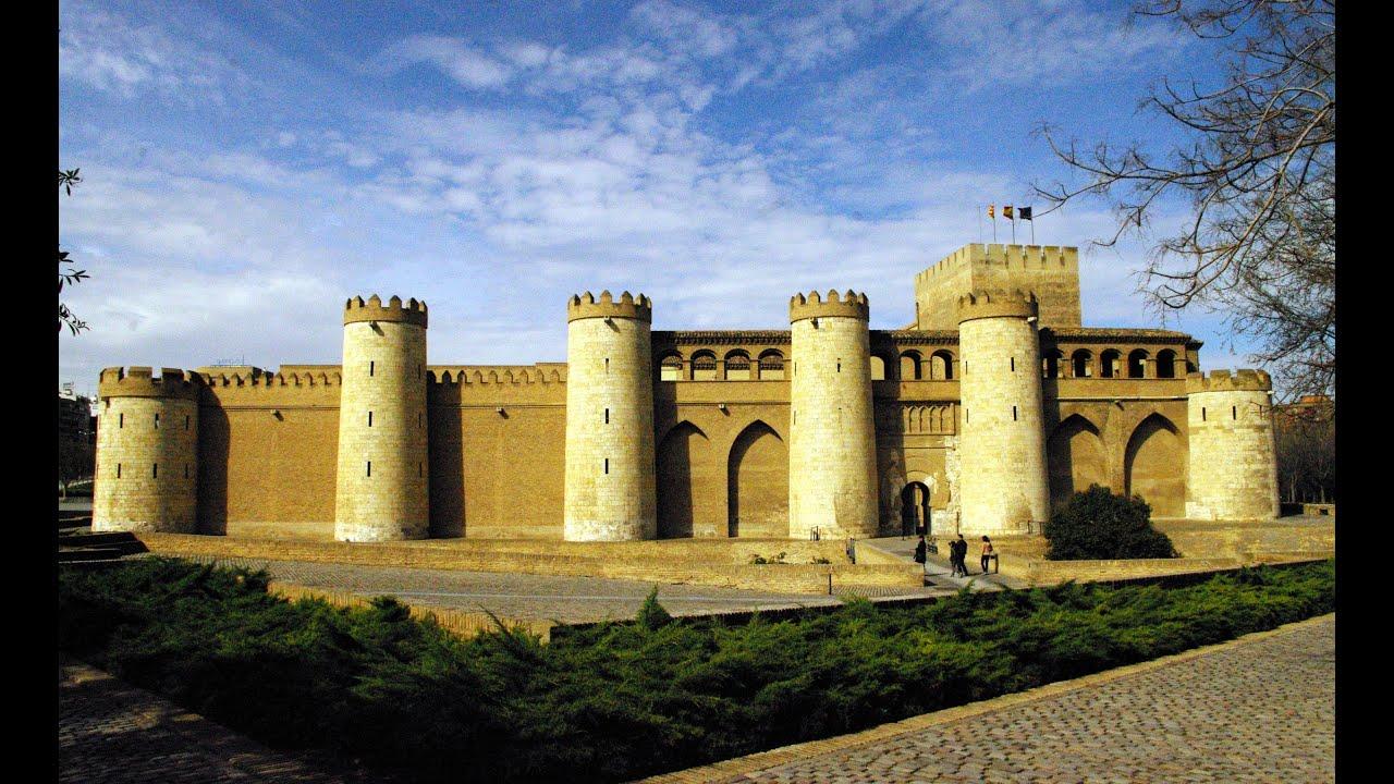 Fotos de: Zaragoza - Palacio de la Aljafería - Mudejar ...