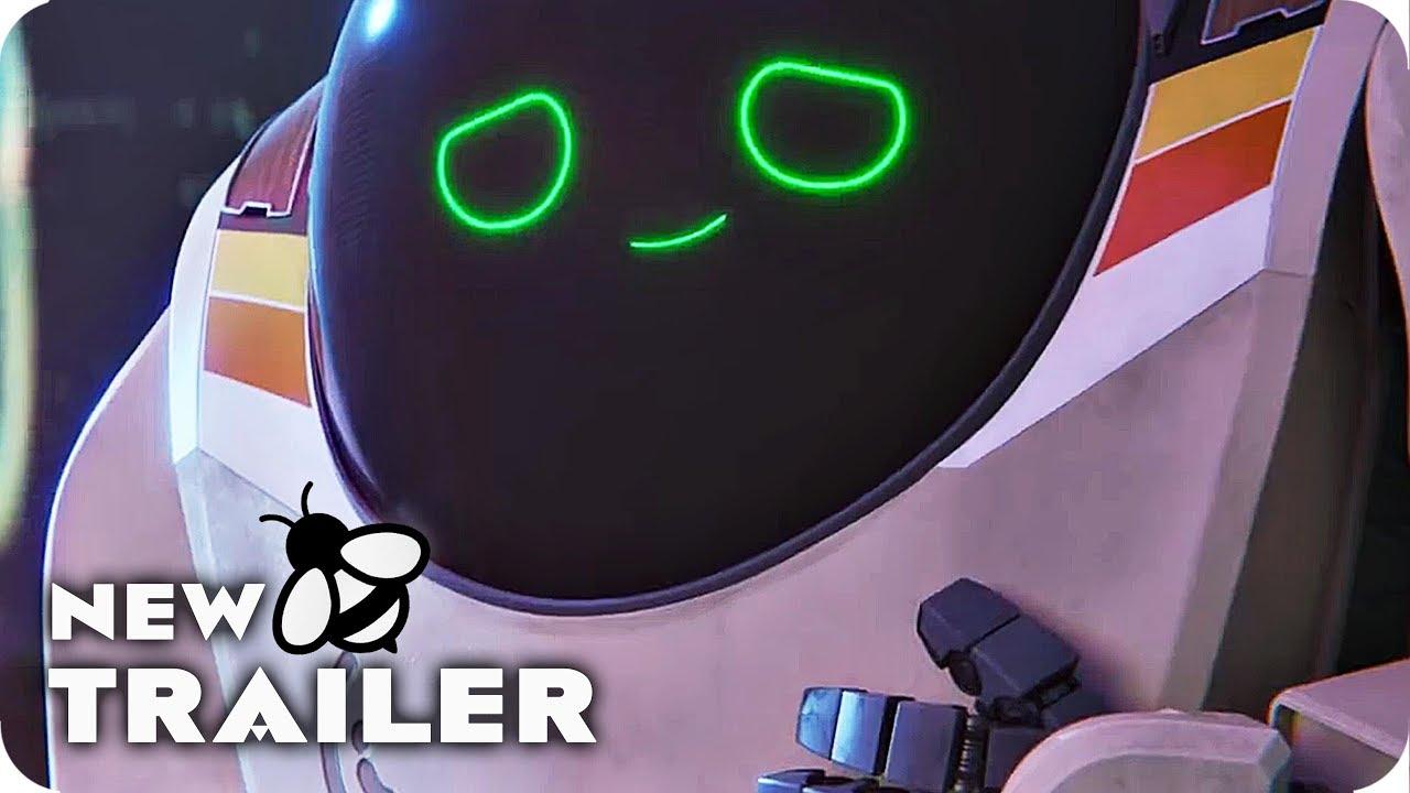 NEXT GEN Trailer (2018) Netflix Animation Movie