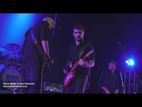 iTALIAN dIRE sTRAITS live in Verona - part 1 - full concert HD