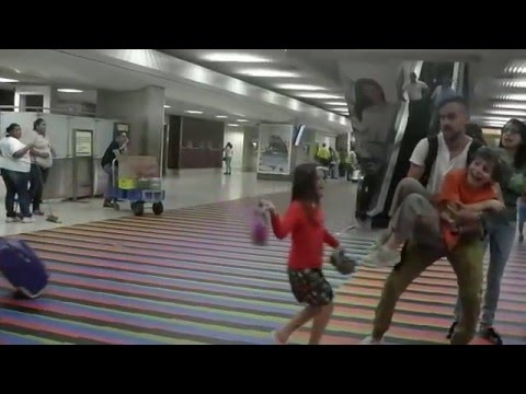 Family trip in Venezuela