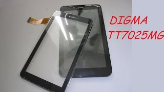 digma optima 7.5 3g  TT7025MG