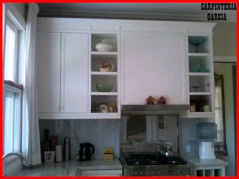 Carpinteria Garcia Cocinas Integrales Wmv Youtube