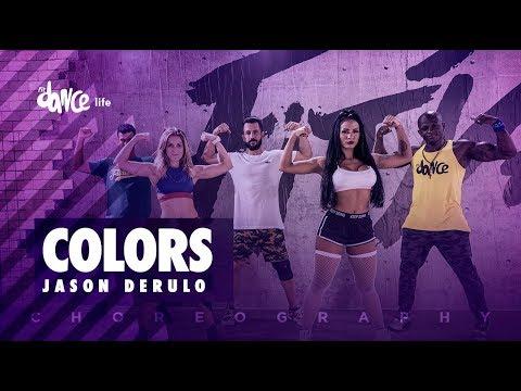 Colors - Jason Derulo | FitDance Life (Choreography ) Dance Video