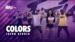Colors - Jason Derulo | FitDance Life (Choreography ) Dance Video