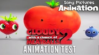 Cloudy With A Chance Of Meatballs 2 - La Da Dee Foodimals