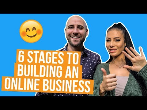 6 Steps to Building an Online Business in 2019 👌🏼