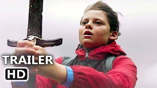 THE KID WHO WOULD BE KING Official Trailer (2019) Teen Adventure Movie HD